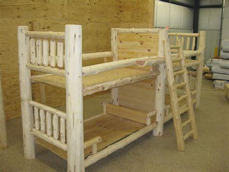Bunk Beds St Louis Bunks St Louis By Carolina Logcrafter