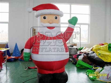 inflatable santa claus wholesale christmas inflatables