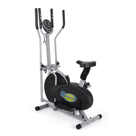 gym fans for sale tomshoo elliptical bike 2 in 1 exercise bike height