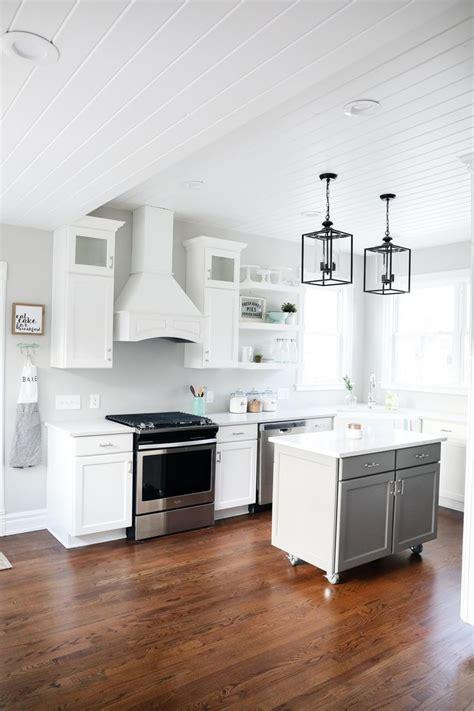 white and grey kitchen makeover i heart nap time 432 best i naptime crafts images on pinterest