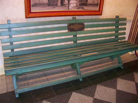 walt disney bench walt disney bench 28 images walt disney s griffith