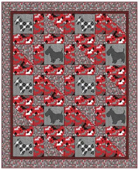 Scottie Quilt Pattern by 1000 Images About Scottie Quilts On