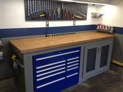 workshop bench top 17 best ideas about garage workbench on pinterest