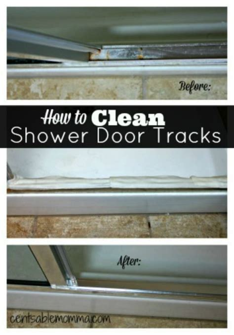 what to use to clean glass shower doors 17 best ideas about cleaning shower doors on