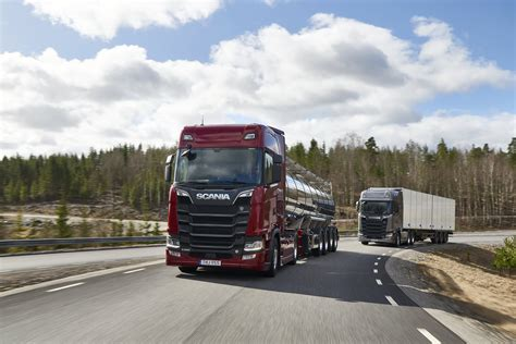 scania engines reach new standards in fuel efficiency with