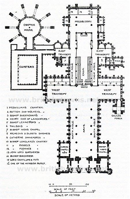 wells cathedral floor plan pinterest the world s catalog of ideas