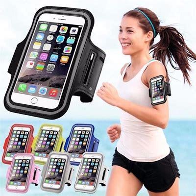 Waterproof Bag For Mobile Phone Tempat Pelindung Hp Anti A T30 qoo10 mobile sports armband phone universal armband bag