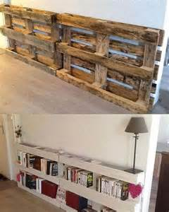 Do It Yourself Bookshelves Pallets Do It Yourself And Ps On