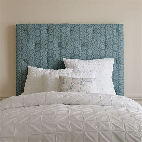 contemporary headboard allegra hicks tufted headboard contemporary headboards by west elm