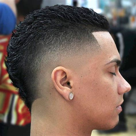 fro hawk hispanic fade mohawk haircut hispanic www pixshark com images