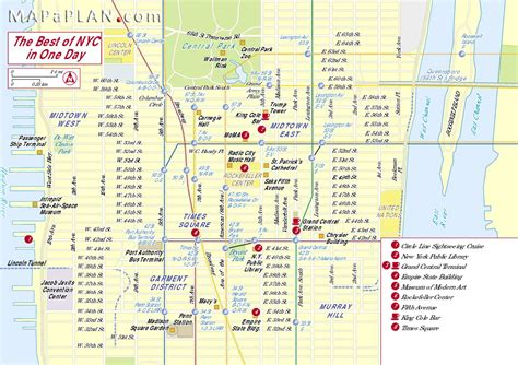 map of nyc attractions maps update best tourist attractions map in nyc map