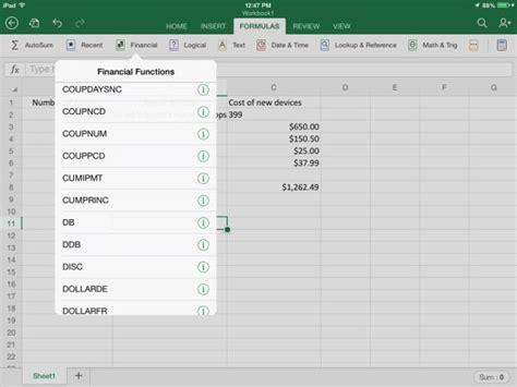 tutorial excel en ipad excel for ipad the usual suspects