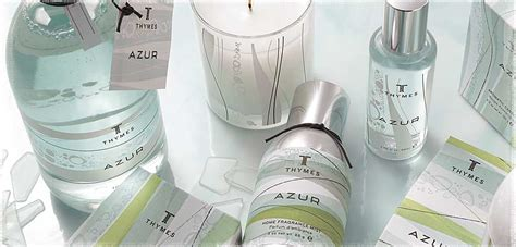 Thymes Azure by Azur Thymes Perfume A Fragrance For And 2007