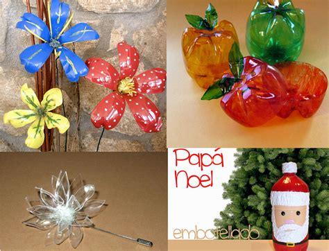 adornos navide241os reciclando adornos con botellas plsticas buscar con adornos