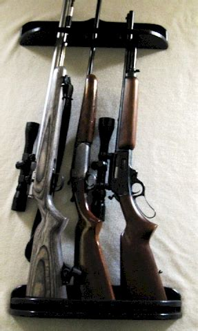poly gun racks and stands
