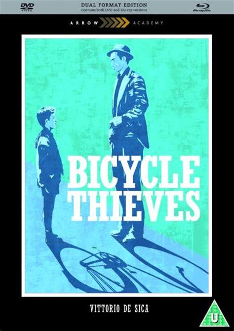 format video bluray bicycle thieves dual format dvd blu ray blu ray zavvi de