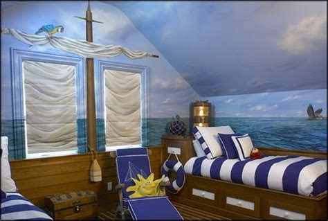 Children S Nautical Bedroom Decor by Decorating Theme Bedrooms Maries Manor Nautical Bedroom