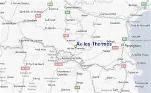 axe les bains ax 3 domaines ski resort guide location map ax 3