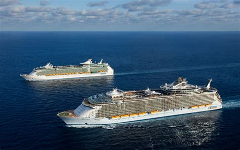 royal caribbean s independence of the seas cruise ship