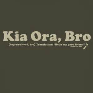 What Does Kia Ora In Kia Ora New Zealand
