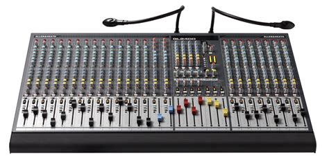 Mixer Allen Heath Gl2400 16 allen heath gl2400 4 buss live sound mixing desk