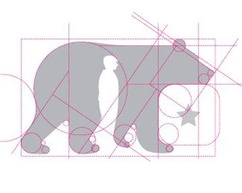 logo layout grid 107 best grid pretty circles golden ratio images on