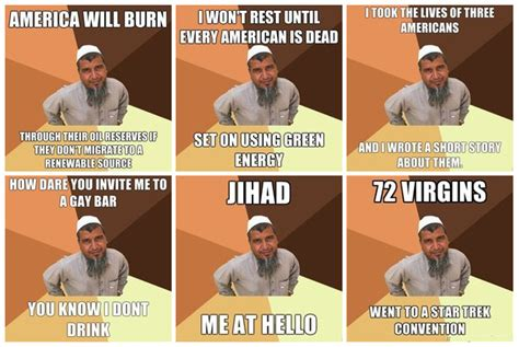 Muslim Guy Meme - ordinary memes image memes at relatably com