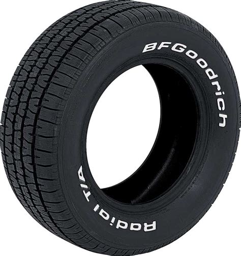 Raised White Letter Tires Impala Parts Wheel And Tire Tires Raised White Letter Tires Classic Industries