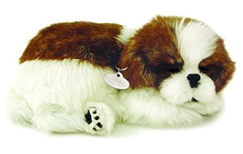 stuffed shih tzu shih tzu stuffed animal
