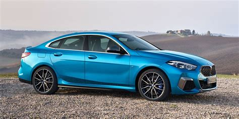 bmw  series gran coupe  bmws odd idea
