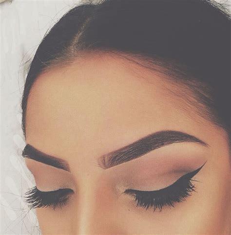 makeup eyebrows gorgeous makeup idea makeup onpoint eyebrows on fleek