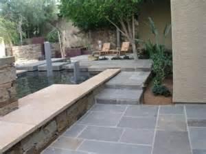 rock and slate patio texas house ideas pinterest