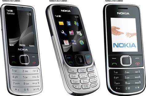 Baterai Hp Nokia 2700 Classic nokia announces three entry level phones esato