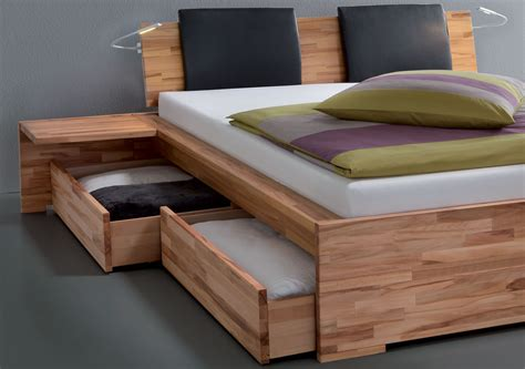 solid wood beds with storage drawers seattles best solid wood platform bed frames wood