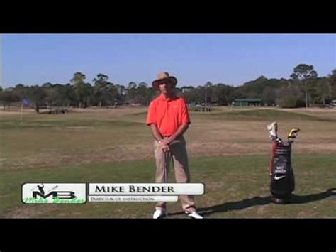 mike bender golf swing mike bender golf tip the downswing pt 1 lessonpaths