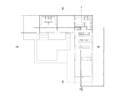stahl house floor plan sam hulsebus stahl house case study