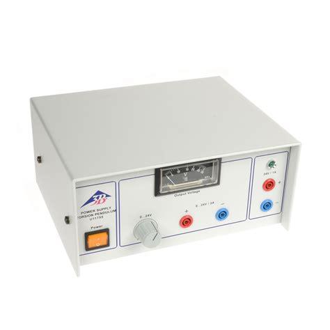 50 Mv Power Supply by Dc Power Supply For Torsion Pendulum 115 V 50 60 Hz