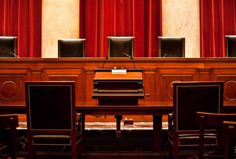 courtroom bench new term starts at united states supreme court united