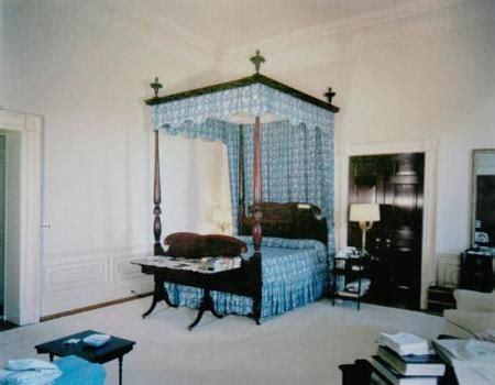 habitacion kennedy casas de famosos la casa blanca de jackie kennedy