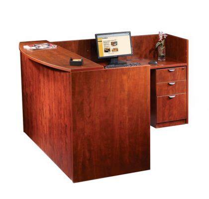 Reversible L Shaped Desk Reception L Shape Desk Reversible Pedestals Smart Buy Office Furniture