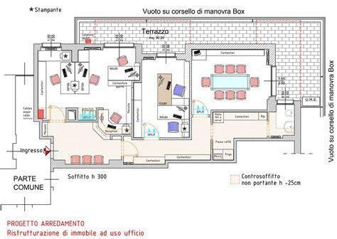 progetti uffici ufficio progettazione d interni e monza brianza