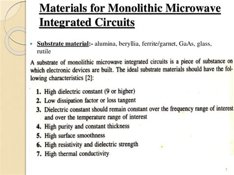 what is meant by monolithic integrated circuit monolithic ic