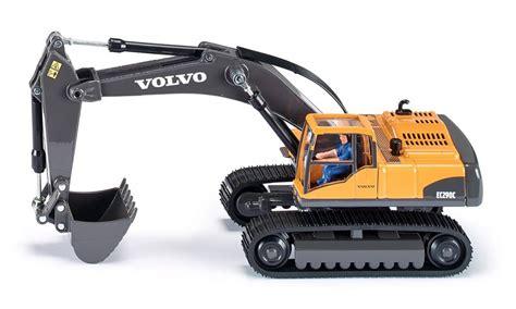 volvo ec  hydraulic excavator