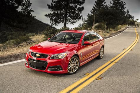 chevrolet ss performance 2015 chevrolet ss performance sedan gm authority