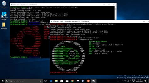 install windows 10 in ubuntu how to install ubuntu and opensuse leap from windows store