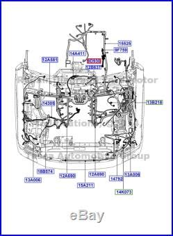 F350 Wire Wiring Harness
