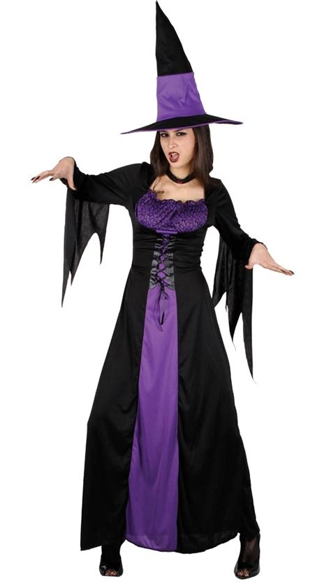 spellbound witch plus size halloween costume hf5048