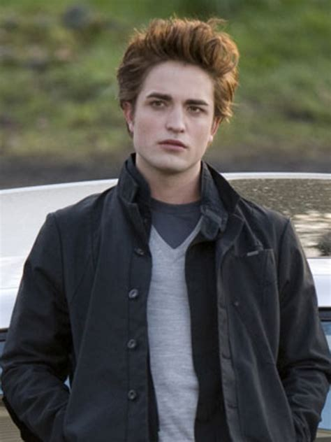 edwards haircut story would you change edward cullen s locks allure