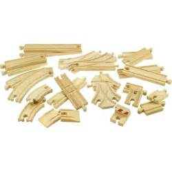 brio train track 16 piece expansion bigjigs 174 wooden railway track expansion set at toystop