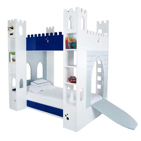 Boys Castle Bunk Bed Castle Beds For Boy With Drawbridge Quot Small Quot Spaces Pinterest Castle Bed Castles And Boys